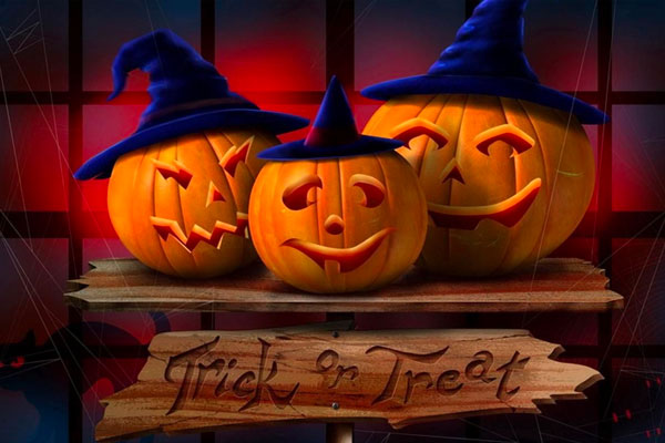 Achtung! Halloween Trainingszeit
