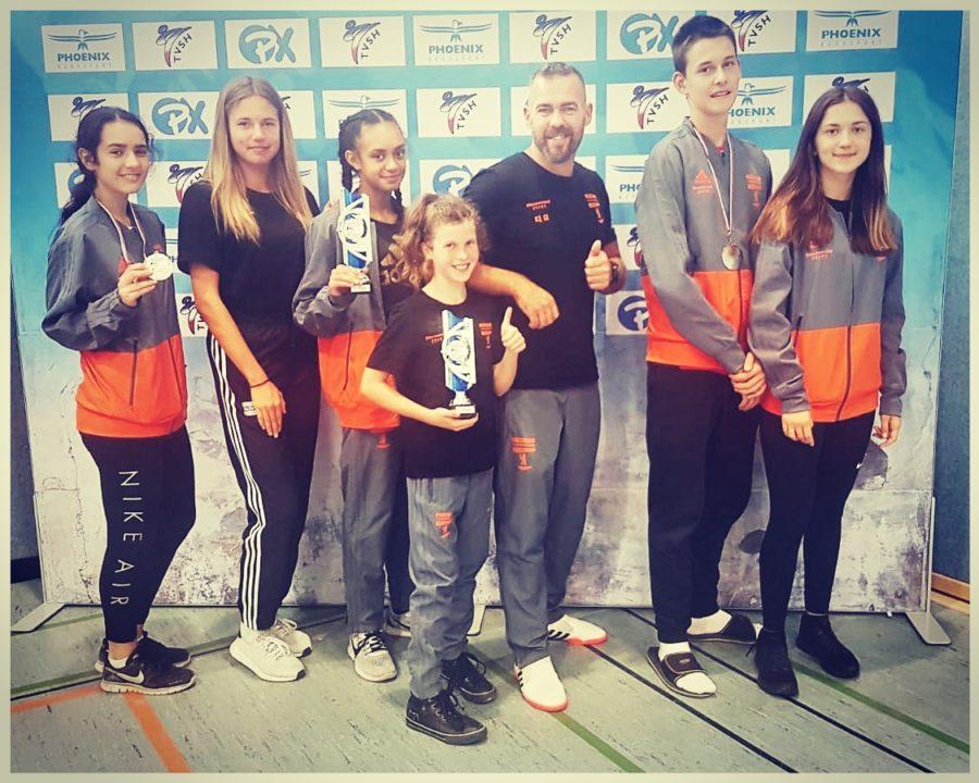Ergebnisse der Norddeutschen Meisterschaft in Pinneberg
